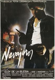 Navajeros - Poster / Capa / Cartaz - Oficial 2