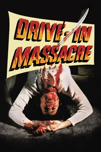 Drive-In Massacre - Poster / Capa / Cartaz - Oficial 5