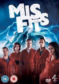 Misfits (5ª Temporada) - Poster / Capa / Cartaz - Oficial 1