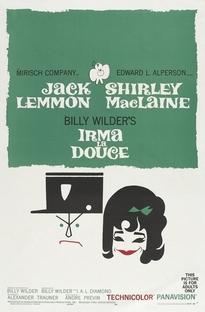 Irma La Douce - Poster / Capa / Cartaz - Oficial 9