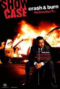 Cra$h & Burn - Poster / Capa / Cartaz - Oficial 1