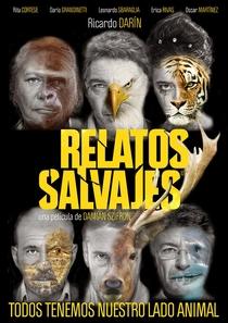 Relatos Selvagens - Poster / Capa / Cartaz - Oficial 12