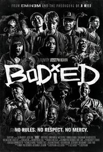 Bodied - Poster / Capa / Cartaz - Oficial 1