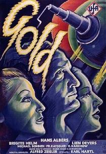 Ouro - Poster / Capa / Cartaz - Oficial 1