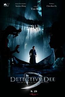 Detetive D e o Império Celestial - Poster / Capa / Cartaz - Oficial 1