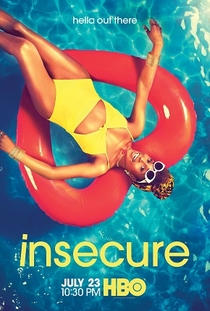 Insecure (2ª Temporada) - Poster / Capa / Cartaz - Oficial 1