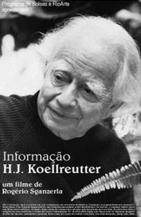 Informação H.J. Koellreutter - Poster / Capa / Cartaz - Oficial 1