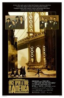 Era uma Vez na América - Poster / Capa / Cartaz - Oficial 1