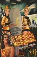 O Planeta das Mulheres Invasoras (El planeta de las mujeres invasoras)