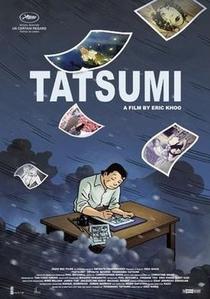 Tatsumi - Poster / Capa / Cartaz - Oficial 1