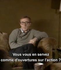 Encontrando Woody Allen - Poster / Capa / Cartaz - Oficial 1