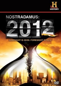 Nostradamus e 2012 - Poster / Capa / Cartaz - Oficial 1