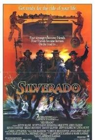 Silverado - Poster / Capa / Cartaz - Oficial 2