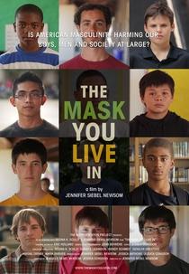 A Máscara em que Você Vive - Poster / Capa / Cartaz - Oficial 1