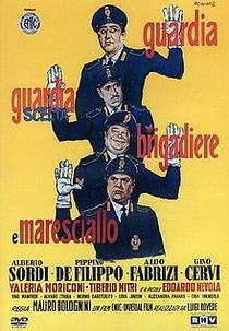 Guardia, Guardia Scelta, Brigadiere E Maresciallo - Poster / Capa / Cartaz - Oficial 1