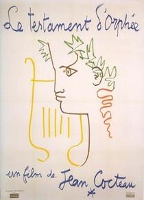 O Testamento de Orfeu - Poster / Capa / Cartaz - Oficial 2
