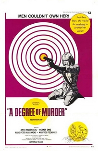 A Degree Of Murder - Poster / Capa / Cartaz - Oficial 1