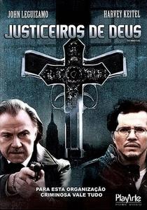 Justiceiros de Deus - Poster / Capa / Cartaz - Oficial 1
