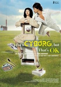 Eu Sou um Cyborg, e Daí? - Poster / Capa / Cartaz - Oficial 17