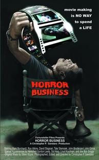 Horror Business - Poster / Capa / Cartaz - Oficial 2