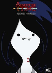 Hora de Aventura (4ª Temporada) - Poster / Capa / Cartaz - Oficial 1