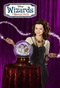 Os Feiticeiros de Waverly Place (4ª Temporada) - Poster / Capa / Cartaz - Oficial 1
