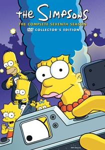 Os Simpsons (7ª Temporada) - Poster / Capa / Cartaz - Oficial 1