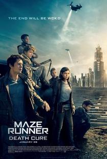 Maze Runner: A Cura Mortal - Poster / Capa / Cartaz - Oficial 3