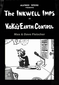 Controle da Terra de Koko - Poster / Capa / Cartaz - Oficial 1