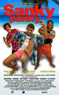Sanky Panky - Poster / Capa / Cartaz - Oficial 1