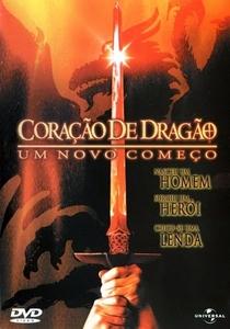 Coração de Dragão – Um Novo Começo - Poster / Capa / Cartaz - Oficial 2