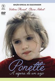 Ponette - A Espera de um Anjo - Poster / Capa / Cartaz - Oficial 2