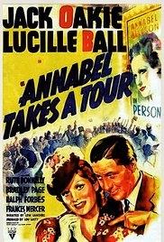 A Turnê de Annabel - Poster / Capa / Cartaz - Oficial 1