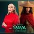 """Danna Paola dublará """"Raya e Último Dragão"""" na versão em espanhol"""