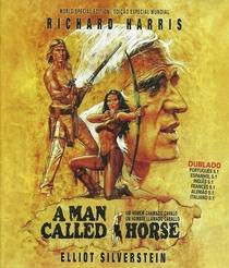 Um Homem Chamado Cavalo - Poster / Capa / Cartaz - Oficial 1