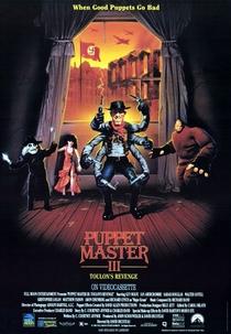 A Volta do Mestre dos Brinquedos - Poster / Capa / Cartaz - Oficial 1
