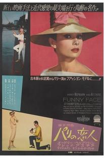 Cinderela em Paris - Poster / Capa / Cartaz - Oficial 12