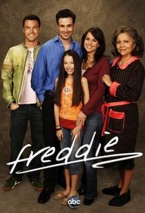 Freddie (1ª Temporada) - Poster / Capa / Cartaz - Oficial 1