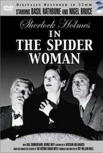 Sherlock Holmes e a Mulher Aranha - Poster / Capa / Cartaz - Oficial 3