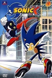 Sonic X (3ª Temporada) - Poster / Capa / Cartaz - Oficial 9