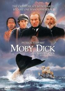 Moby Dick - Poster / Capa / Cartaz - Oficial 1