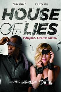 House of Lies: Casa de Mentiras (3ª Temporada) - Poster / Capa / Cartaz - Oficial 1
