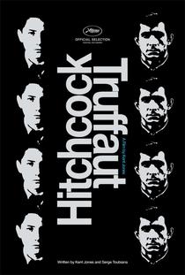 Hitchcock/Truffaut - Poster / Capa / Cartaz - Oficial 2