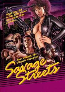 Ruas Selvagens - Poster / Capa / Cartaz - Oficial 1