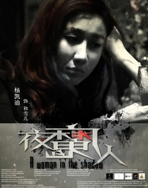 A Woman in the Shadow - Poster / Capa / Cartaz - Oficial 5