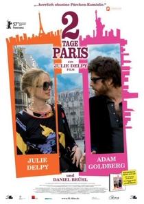 2 Dias em Paris - Poster / Capa / Cartaz - Oficial 3