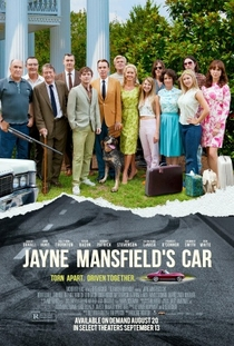 O Carro de Jayne Mansfield - Poster / Capa / Cartaz - Oficial 2