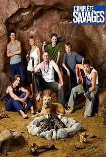 Adoráveis Selvagens (1ª Temporada) - Poster / Capa / Cartaz - Oficial 9