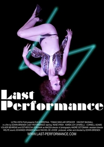 Ultima Performance - Poster / Capa / Cartaz - Oficial 1