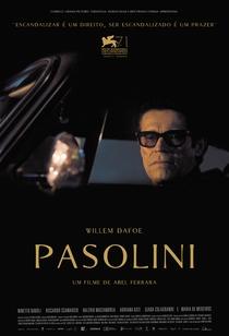 Pasolini - Poster / Capa / Cartaz - Oficial 1